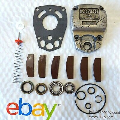 Snap On Im5100 Tune Up Kit With Bearings With New Replacement Me6A14 Oil Seal