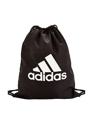 New Adidas Gym Sack Sports School Drawstring Shoulder Swimming Bag