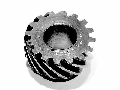 """NEW Union Gear HS816L or 8-SHE-16-LH Helical  1 """" Bore 8 Pitch 16 Teeth"""