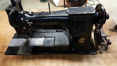 Singer 112w116 double needle sewing machine