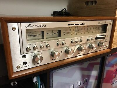 Vintage Marantz Model 2252B - In EXCELLENT condition. Professionally Restored
