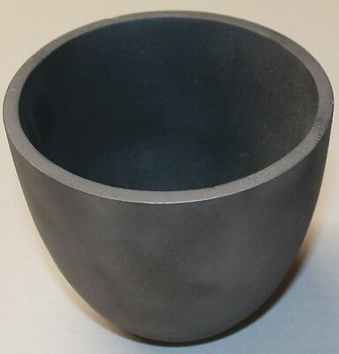 Silicon Carbide Crucible, 125ml, Free Shipping