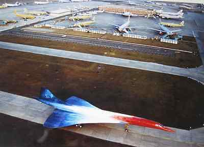 5 France Concorde Pic's *Anv Colors*Air France New York Kodak pictures+