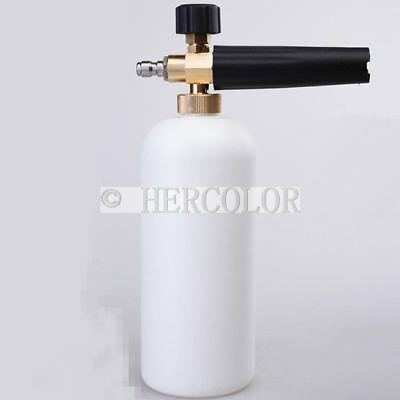 1L Bottle Car Wash Gun Adjustable Snow Foam Lance Washer Soap tr