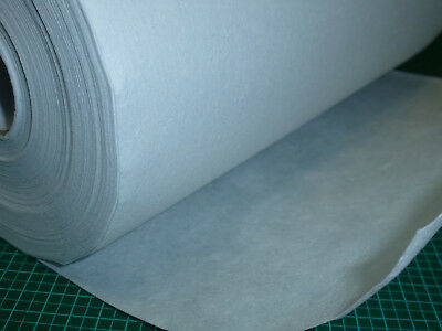 Stickvlies Madeira Cotton Soft 30cm x 50 m weiß 50g/m² Stickmaschine Vlies