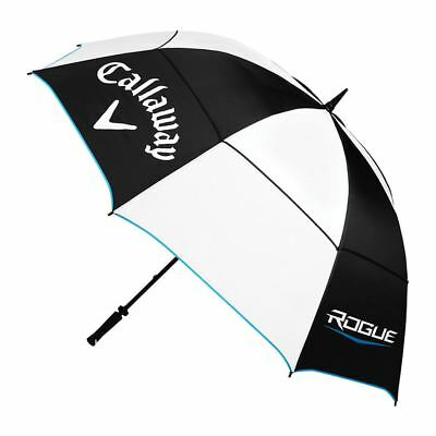 "Callaway Golf 2018 Mens Rogue 68"" Double Canopy Umbrella"