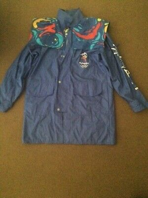 Sydney 2000 Olympic Games Staff Uniform  Jacket