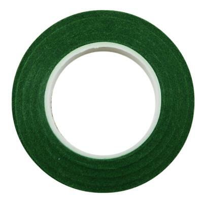12pcs 30m Florist Craft Stem Wrap Wedding Floral Stem Wrap Tape Dark Green