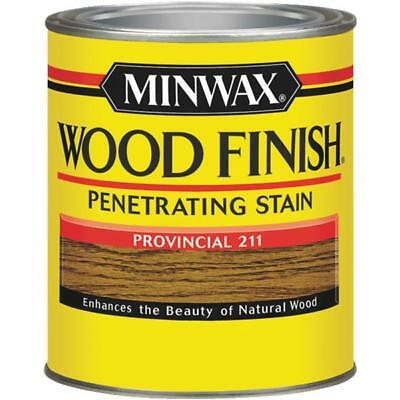 Minwax Wood Finish Penetrating Interior Surface Stain ? Provincial 8 OZ 22110444