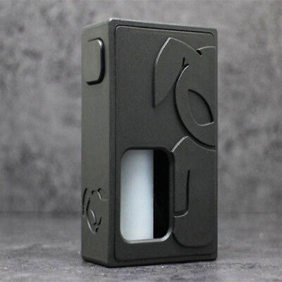 Steam Rabbit Mod Silicone Bottle Squonk Bf Great Quality Clone Black