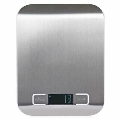 5000g/1g Digital Electronic Kitchen Food Diet Scale Weight Balance LCD W2E5