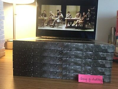 EXO Universe 2017 Winter Albums (Unsealed, No Photocard)