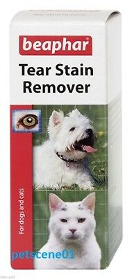 Beaphar Tear Stain Remover For Cats & Dogs 50Ml