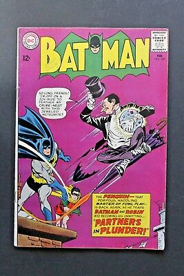Batman 169  2Nd Appearance Of The Penguin