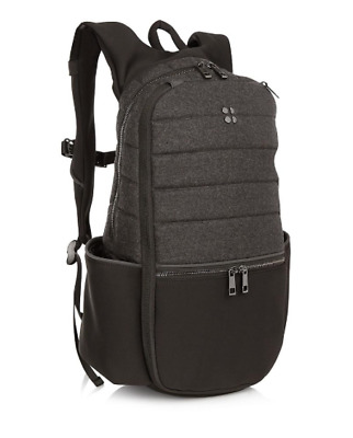 Sweaty Betty Luxe Run Backpack Gym Bag - New