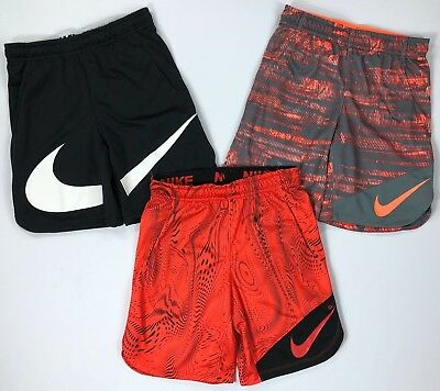 Boy's Little Youth Nike Dri-Fit Dry Waffle Weave Shorts