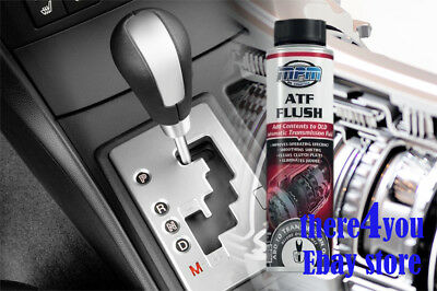 ATF Automatic Transmission Flush Cleans Clutch Plates Smooth Shifting No Judder