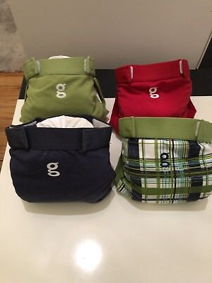 4 Gdiapers Gpants Size Small Brand new