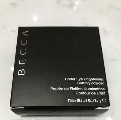 Becca Under Eye Brightening Setting Powder .09oz