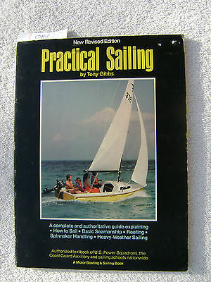 Practical Sailing Book Maritime Nautical Marine (#081)