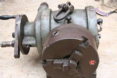 Large Indexing / Dividing Head - made in Spain
