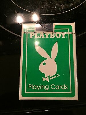 Playboy Hotel/Casino Playing Cards NEW!!