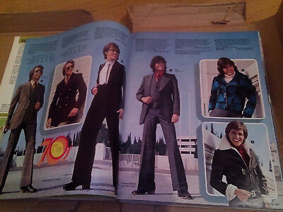 Vintage KAYS Mail Order Shopping Catalogue Autumn/Winter 1973/74