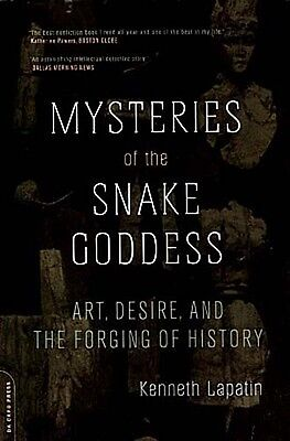 NEW Snake Goddess Mysteries Ancient Minoan Bronze Age Crete Knossos Minos Palace