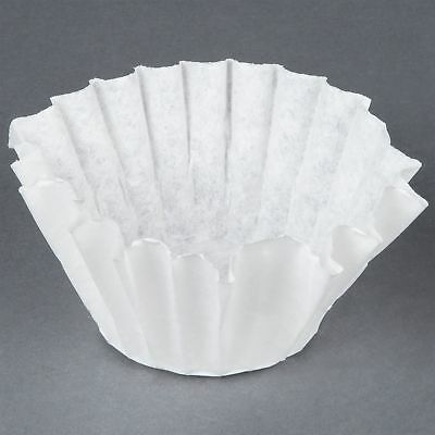 """Bunn 20106.0000 8 1/2"""" x 3"""" 8 to 10 Cup Decanter Style Coffee Filter - 1000/Case"""