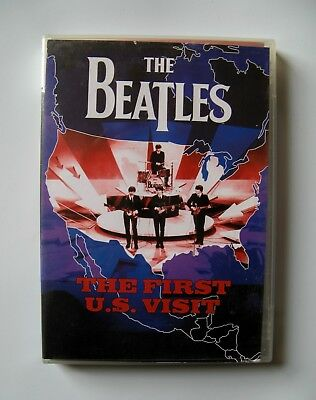 The Beatles: The First U.S. Visit (DVD, 2004)