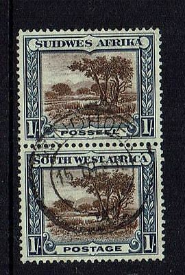 South West Africa.....1/- Bilingual Pair
