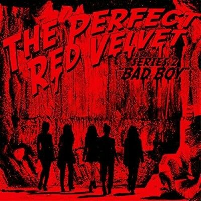 Perfect Red Velvet (Vol 2) - Red Velvet (2018, CD NIEUW)
