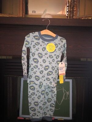 NEW NWT Goodnight Moon Glow Dark Cow Jumped Over Moon Pajama Set 5t Not Smocked