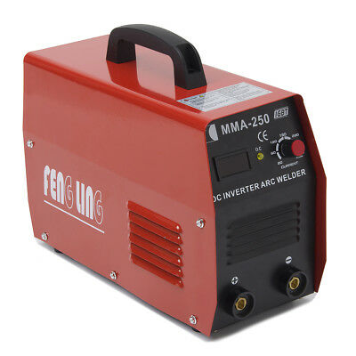Plasma Cutter Inverter Welder  MMA-250 AMP DC 110V & 230V Dual Voltage Welding