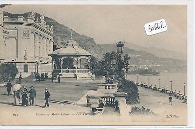 MONACO - Lot 60 cartes postales ( belle sélection)