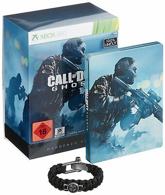 Xbox 360 Spiel Call of Duty Ghosts Hardened Edition