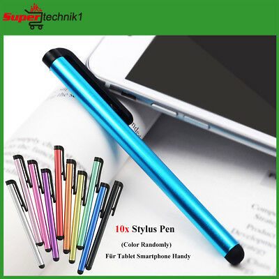10x Universal Eingabestift Touch Pen Stylus Stift für Tablet Smartphone Handy