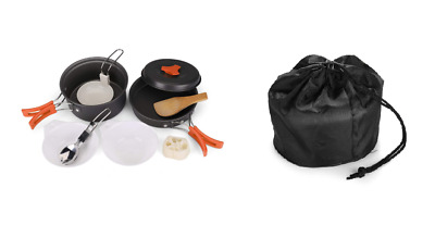 Camping Gear Cooking Outdoor Camping Mess Kit Bug Out Bag BackpackingEquipment