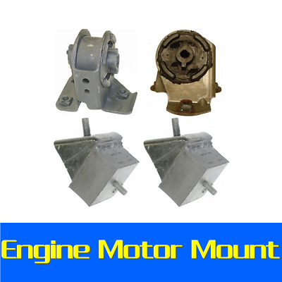 4 Speed Anchor-Engine Auto Trans Mount 4PCS For 2009-2011,BUICK,LUCERNE,3.9L