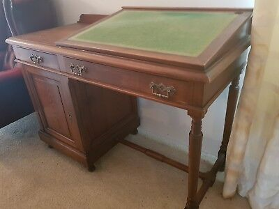 Antique Clerks Desk - excellent condition