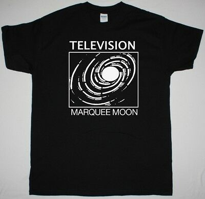 Television Marquee Moon Black T Shirt Talking Heads The Stooges Minuteman