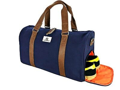 822c8d2bd4 Chad Hayward   Co Adam Duffle Bag For Travel Gym Sports with Shoe  Compartment