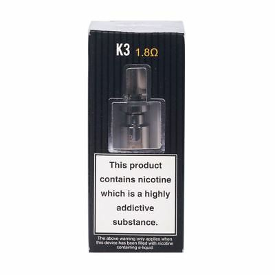 Aspire K3 Tank - 2ml, the same tank as that from Aspire K3 - TPD compliant