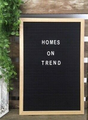 Retro Style Personalised Framed Message Memo Letter Peg Board Wedding Decoration