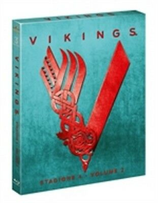 Vikings - Stagione 4 - Parte 2 (3 Blu-Ray Disc) - ITALIANO ORIGINALE SIGILLATO -