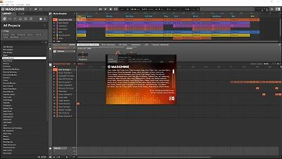 Native Instruments Maschine Software 2.0 Sequenzer