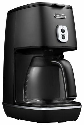 DeLonghi Distinta Collection Drip Coffee Maker Elegance Black ICMI011J-BK AC100V