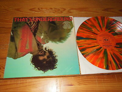 That's Underground - V.a. / Germany-Colour-Lp (Ex) Spr-23