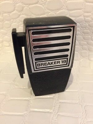 Vintage Avon Breaker 19 Decanter Wild Country After Shave Full 2oz CB Radio