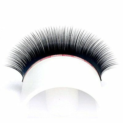 VOLUME 3D-8D individual black Mink Eyelashes for eyelash extensions, 1 tray
